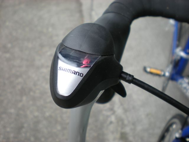 KHS Flite 220 - Shimano Dual Shifter / Brake Handle